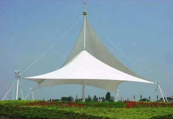 呂梁膜結構棚價格-要買專業陜西膜結構棚,當選陜西拓成遮陽節能科技