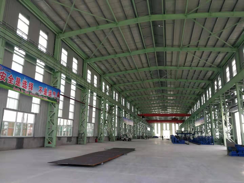 山西放心的H型钢结构_H型钢加工项目当然找敬业钢构