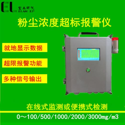 硫酸倉庫粉塵報警器