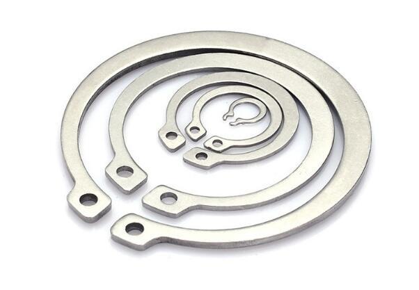 不锈钢轴用挡圈
