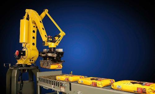 石嘴山碼垛機器人價格_買新款碼垛機器人,就選科銳智控