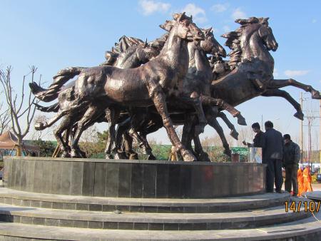 专业供应辽宁铸铜雕塑就来沈阳鲁艺博展雕塑景观工程公司