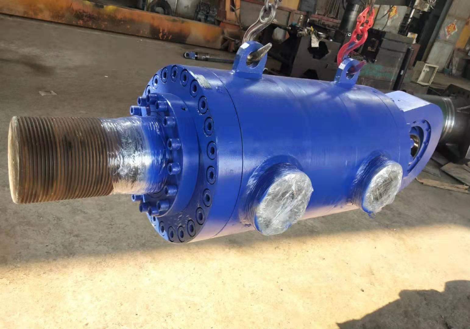 大型水泥廠磨機液壓缸供應商廠家專業定制維修修復