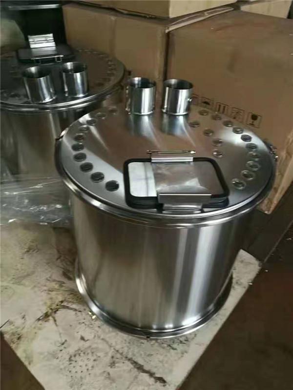 自动供粉桶