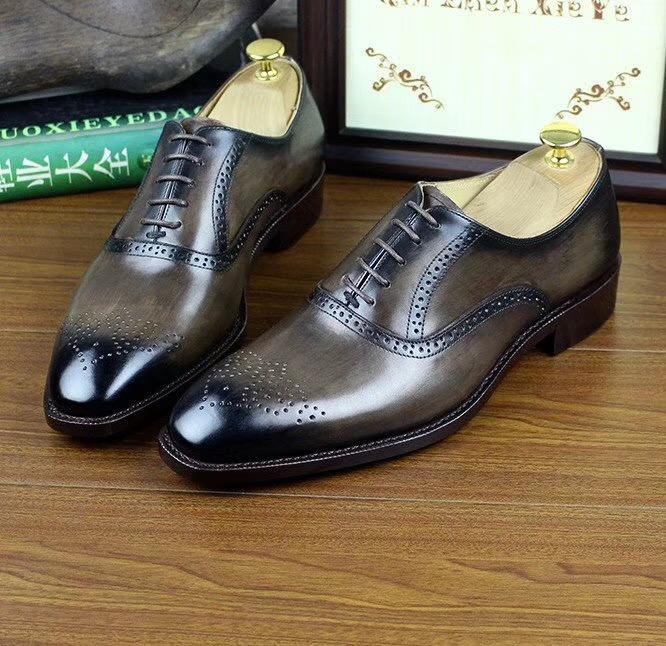 男士皮鞋私人訂制_云南知名的皮鞋定制廠家