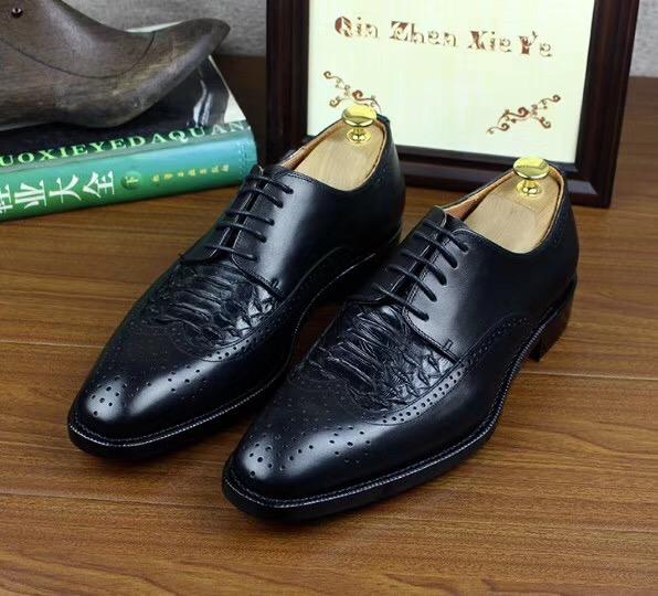 专业定制皮鞋-昆明有口碑的皮鞋定制