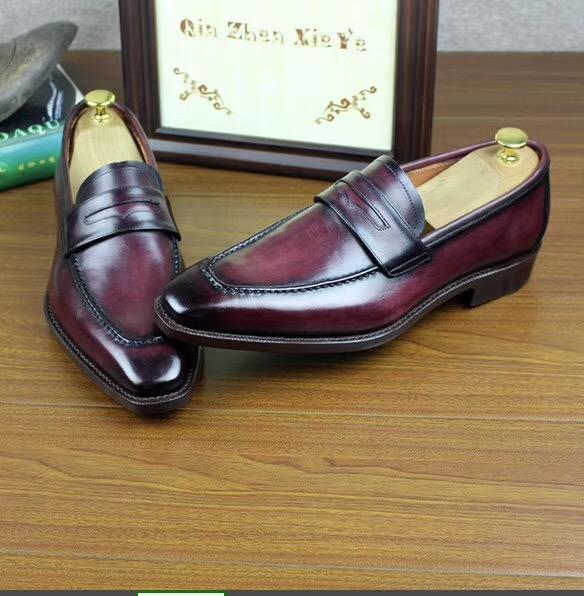 定做女士皮鞋_鎧西服定制提供實惠的皮鞋定制服務