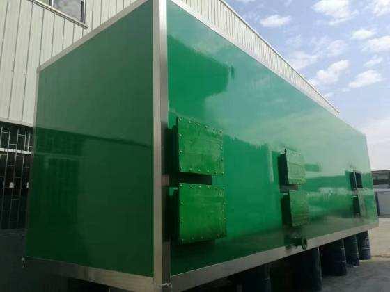 沈陽天瀛異型玻璃鋼_優良玻璃鋼除臭箱廠家 通遼玻璃鋼除臭箱