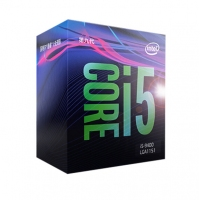 i5-9400 酷睿六核 盒装CPU处理器