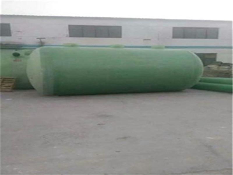 專業生產玻璃鋼化糞池6立方8立方10立方 化糞池 消防水罐