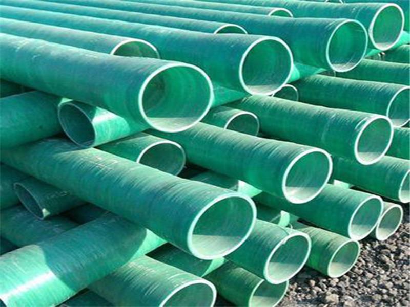 專業生產玻璃鋼管道 纏繞管道 玻璃鋼夾砂管 玻璃鋼工藝管道