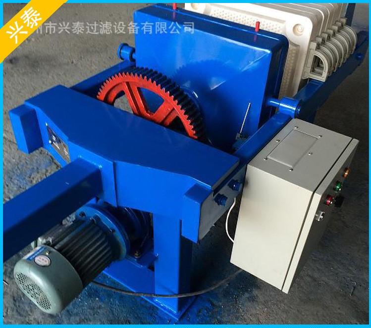水玻璃压滤机 板框压滤机 专业处理泡花碱废水压滤机