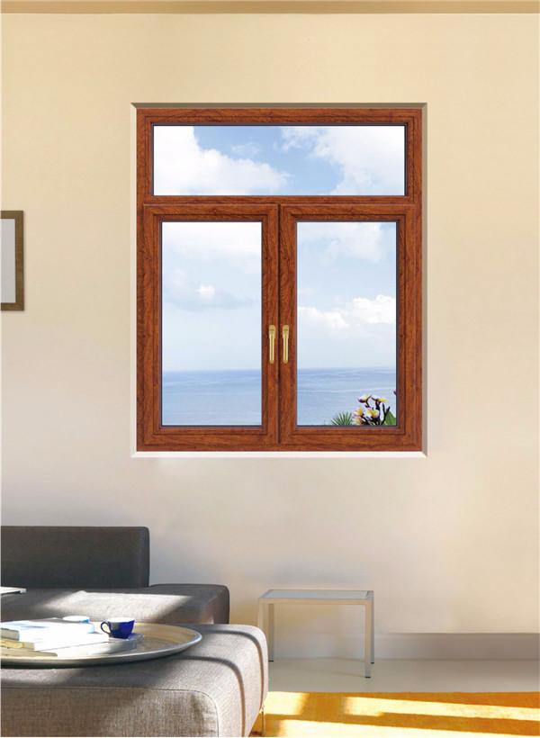 鋁木隔熱內開窗專賣店-河南口碑好的鋁木隔熱內開窗供應商