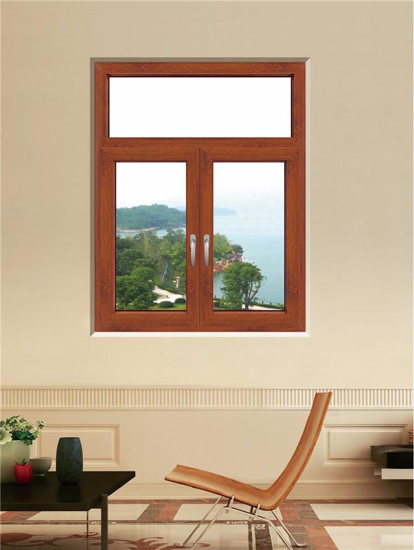 铝木隔热内开窗信誉可靠 物超所值的铝木隔热内开窗平顶山钊祥建筑装饰工程供应