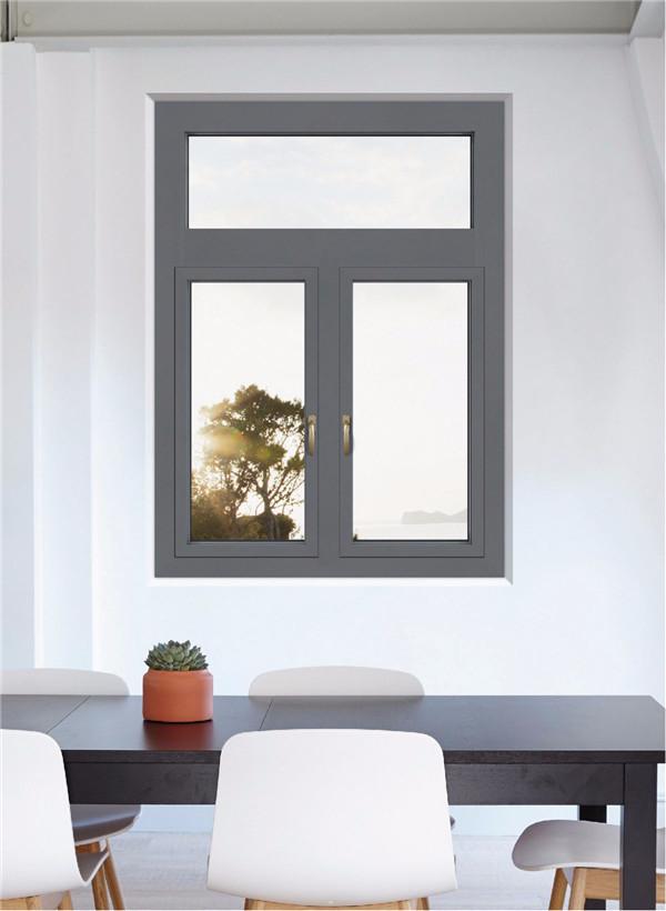 貝迪塑鋼門窗_為您推薦平頂山釗祥建筑裝飾工程質量好的鋁木隔熱內開窗