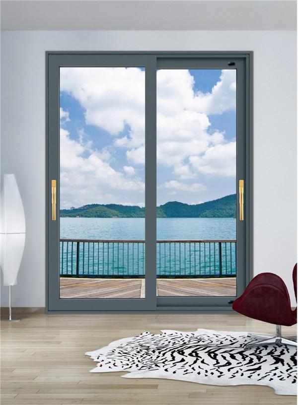 質優價廉的貝迪塑鋼門窗_平頂山釗祥建筑裝飾工程供應價格合理的隔熱提升推拉門