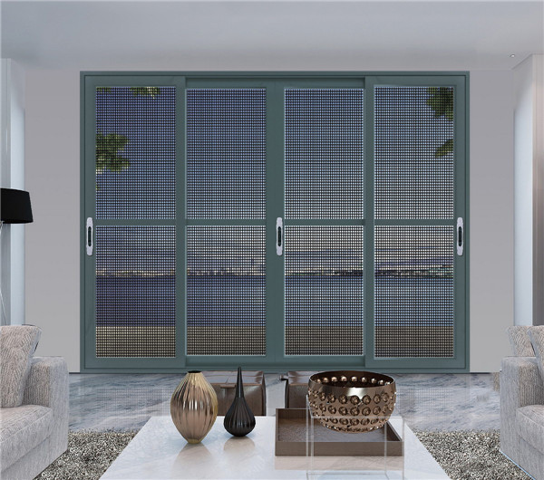 貝迪塑鋼門窗|新款金鋼網推拉門盡在平頂山釗祥建筑裝飾工程