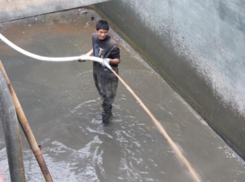 西安淤泥清理公司