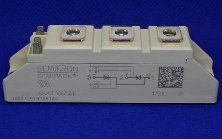 SKKT106/16E 可控硅模块就选华帝诚|廊坊SKKT106/16E 电焊机模块价格