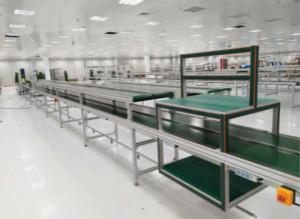 浙江自动化-流水线工作台-智能机器组装线