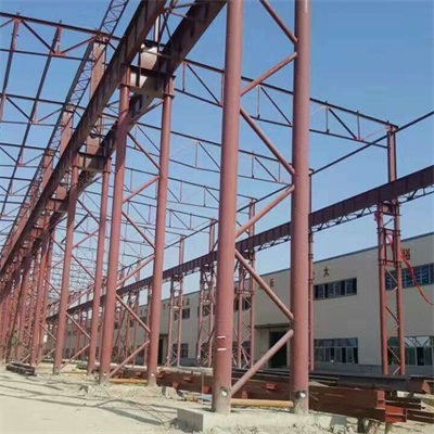 白銀主體鋼結構|白銀裝配式鋼結構專業廠家