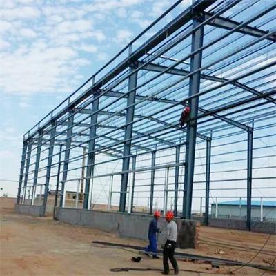 白银装配式钢结构住宅|供应优良白银装配式钢结构