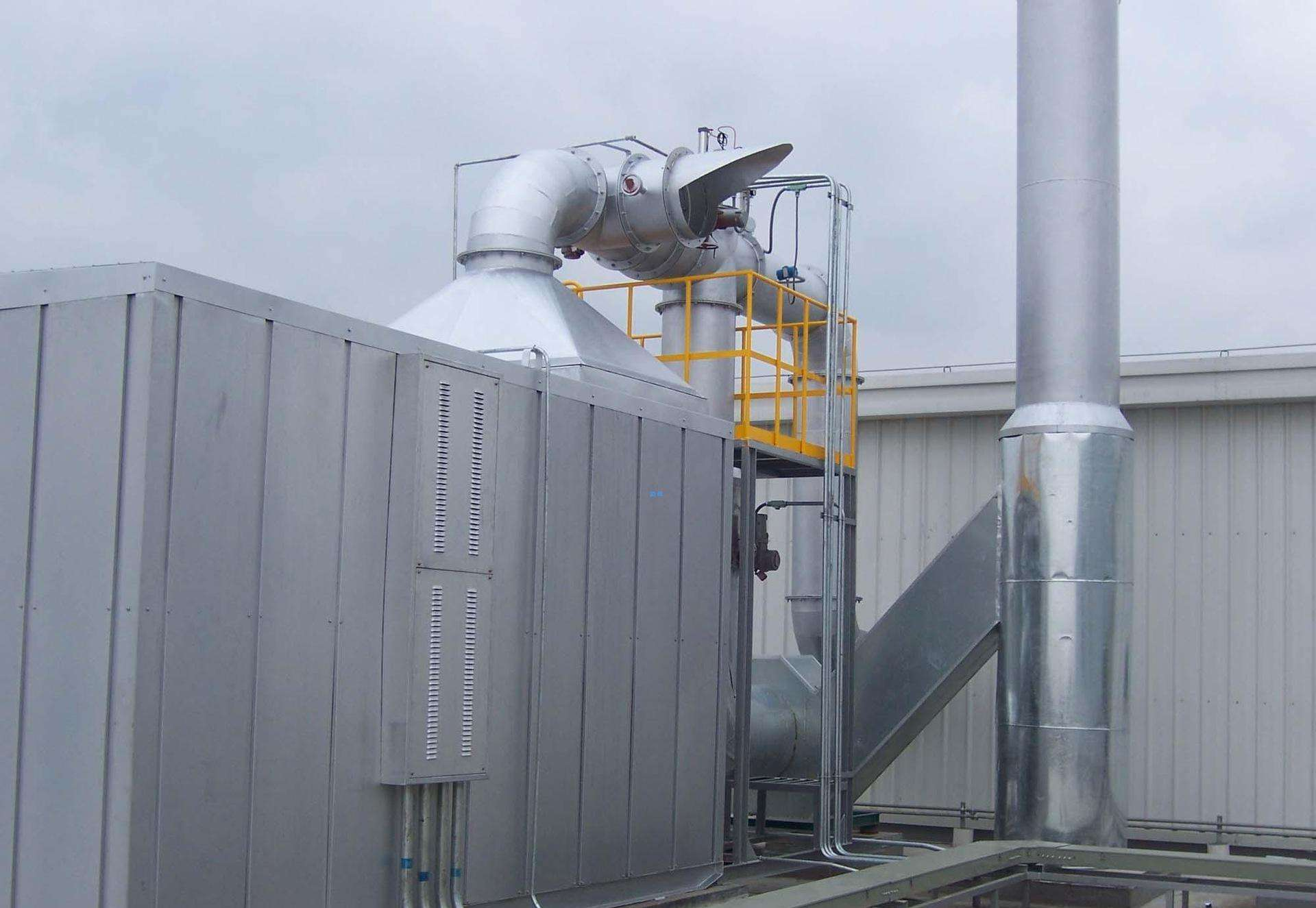 承接废气治理工程-山东好用的废气处理机组