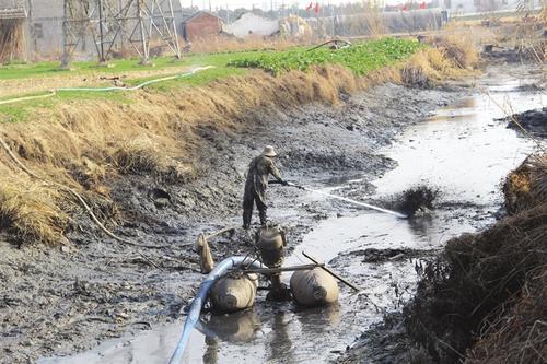 延安淤泥清理公司