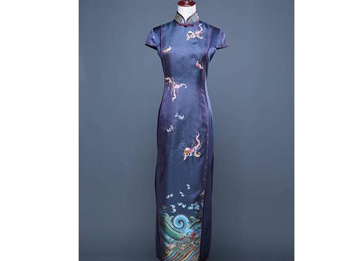 小旗袍量身定做_陜西典中晟提供不錯的西安旗袍私人定制服務
