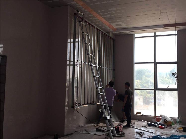13087685563,双立柱商场专用壁挂架,陕西海视博