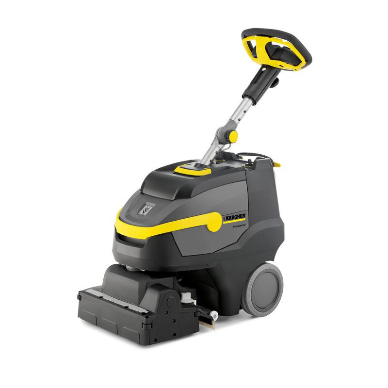 【凯驰洗地机】的功能有哪些,洗地吸干机维修