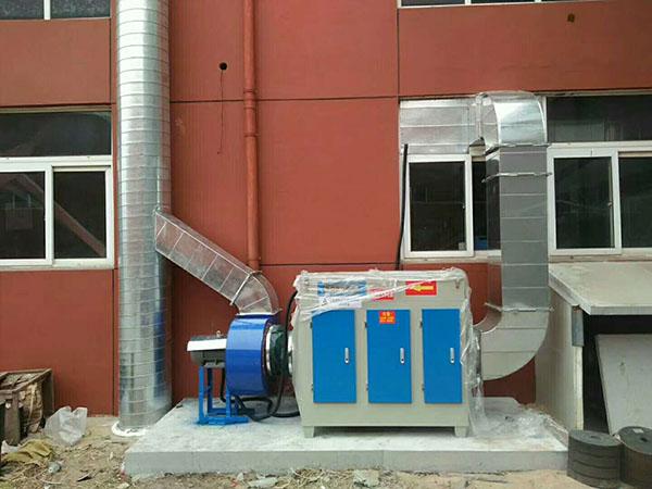 宁夏光氧废气净化器-光氧废气净化器厂家-雷诺至诚