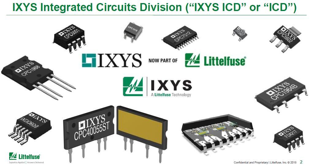 IXYS(已被力特收购)全系列产品授权一级代理商:宝融