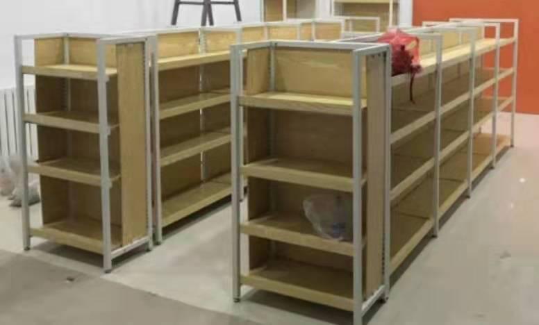 钢木货架厂家-高质量的钢木货架批发