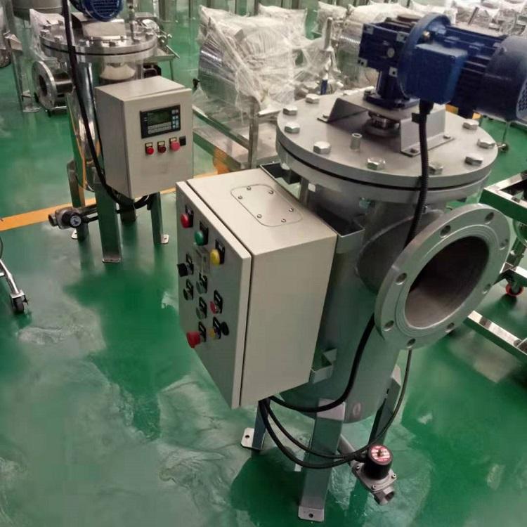 自動排渣過濾機報價|禹王機械品質好的全自動過濾器出售