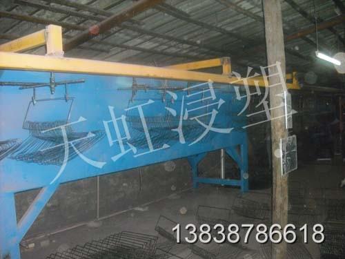 PE塑粉原材料、粉浸加工、浸塑機械設備、浸塑加工操作培訓