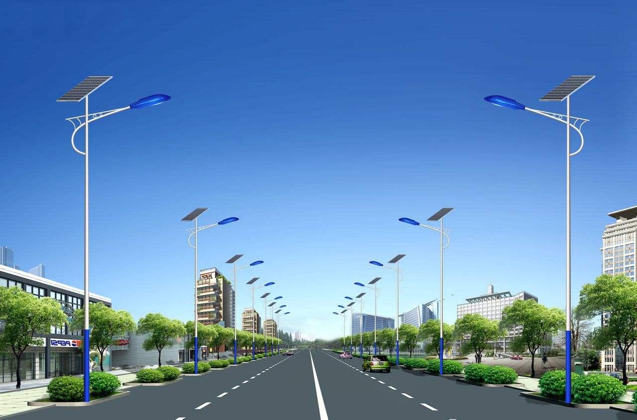 太陽能路燈的價格-太陽能路燈的生産廠家-甘肅綠源節能照明
