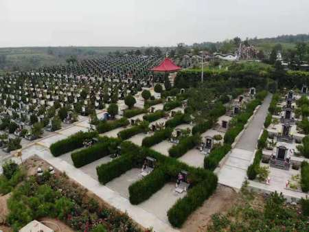 墓園哪里好_找口碑好的墓園購買就到朝陽市鶴鳴山公益墓園