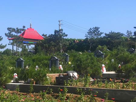 撫順墓園-有保障的墓園購買朝陽市鶴鳴山公益墓園提供