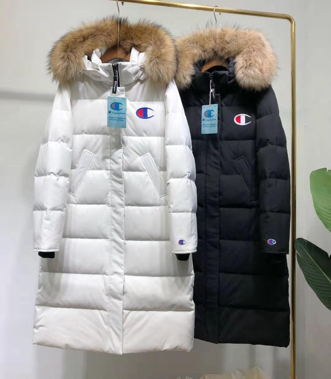 2019莆田Champio羽绒服厂家一手货源免代理费一件代发