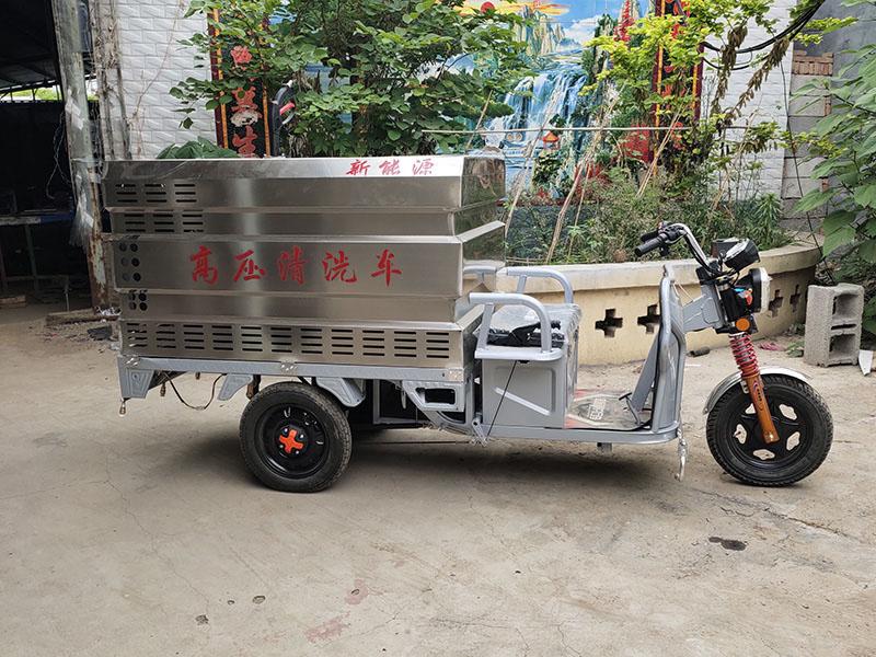 电动清扫车厂家-想买耐用的电动高压清洗车-就来郓城兴顺环卫