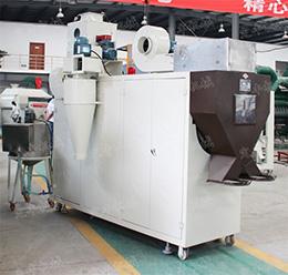 新型的玉米種子包衣機_成都實惠的5BY-C型干燥一體化玉米種子包衣機_廠家