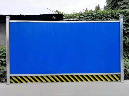 道路施工彩钢围挡销售商_供应沧州划算的彩钢围挡