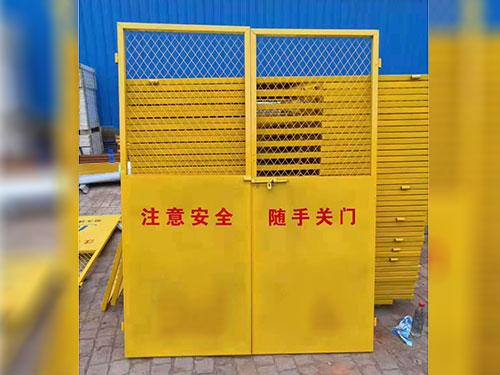 施工电梯安全门-大量供应口碑好的施工电梯门