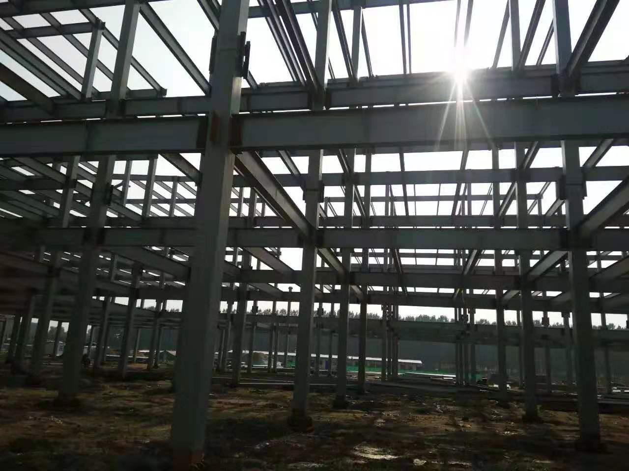 安阳晨盛钢结构_优良的高层架构制作服务推荐