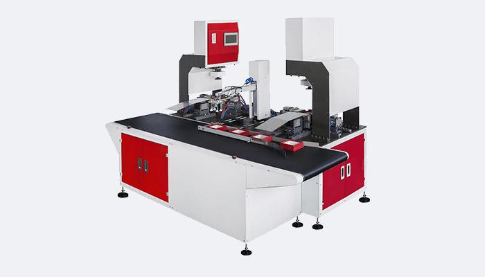 物超所值的礼盒折边压泡机-兴联机械新款全自动礼盒压泡机XL-350A出售