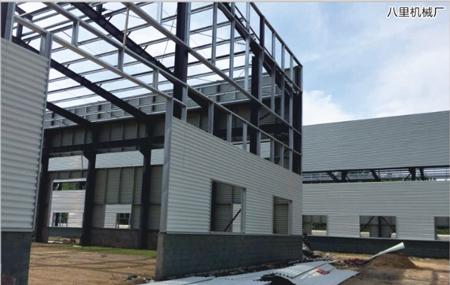 甘肃钢结构厂房-河南具有口碑的钢结构厂家