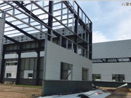 南阳钢结构厂房-河南专业钢结构厂家