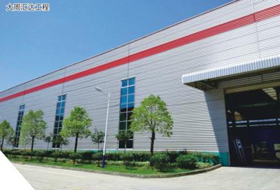 钢结构设计_有信誉度的钢结构厂家就是德天钢构