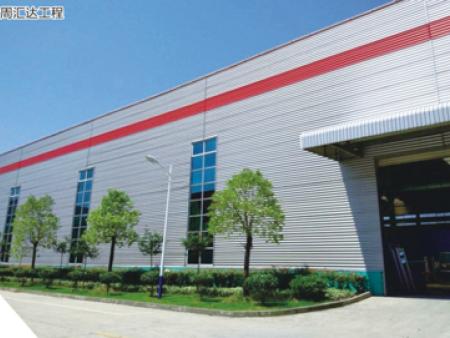 新密钢结构厂房造价_具有口碑的钢结构厂家在河南